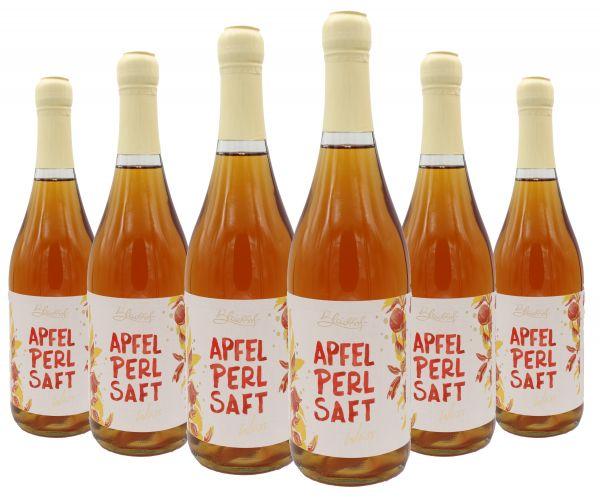 Bleichhof Apfelperlsaft 6er Pack (6x 0,75l)